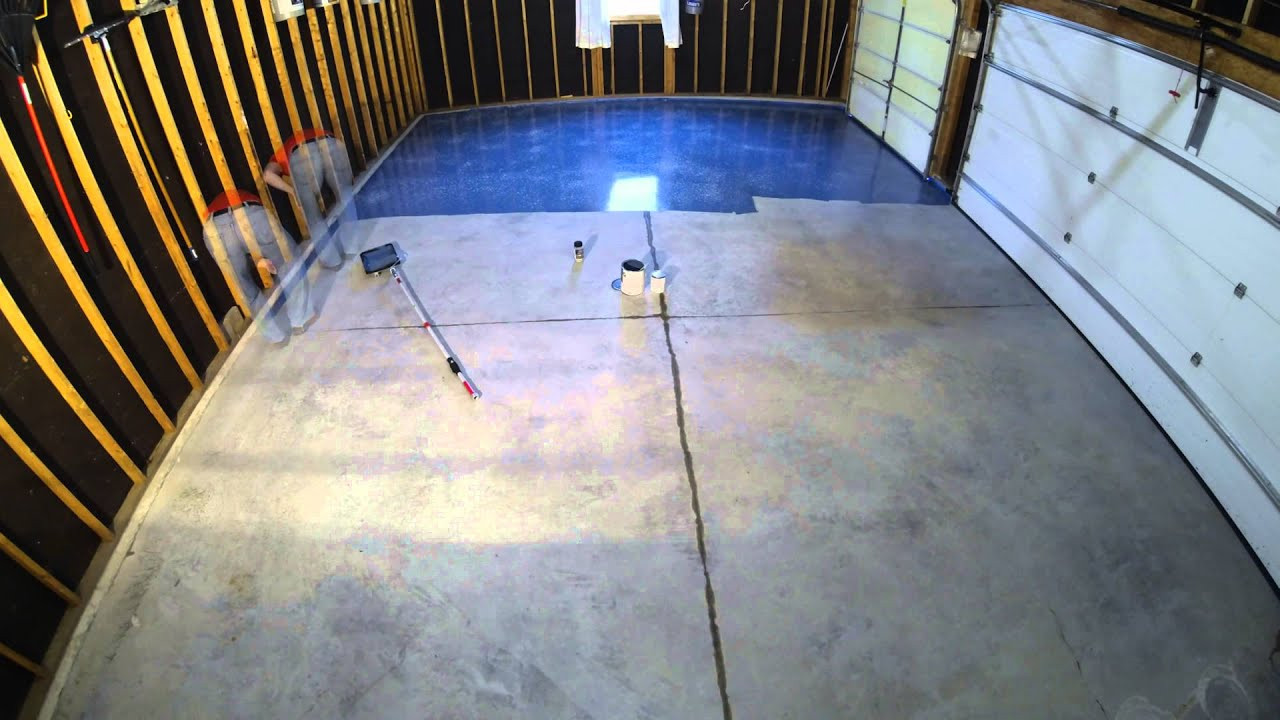Best ideas about Best DIY Garage Floor Epoxy . Save or Pin Valspar Garage Floor Epoxy Application November 2 Now.