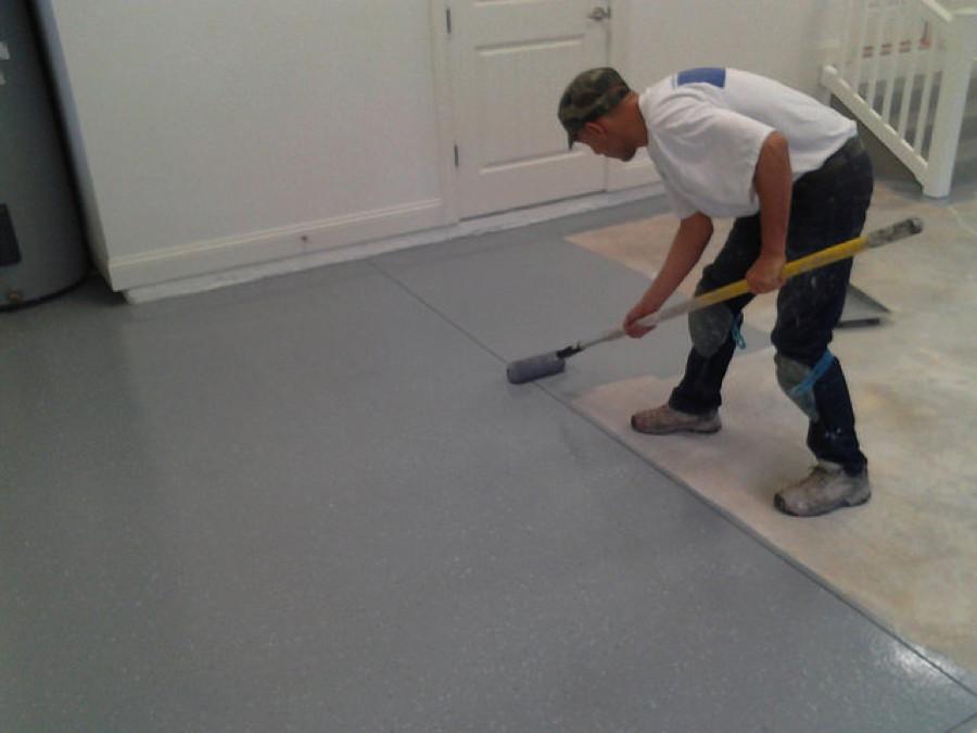 Best ideas about Best DIY Garage Floor Epoxy . Save or Pin The Problem with DIY Garage Floor Kits Garage Floor Now.