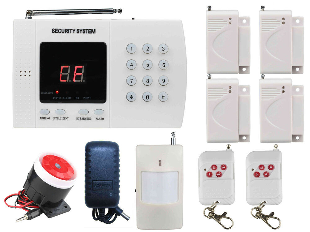 Best ideas about Best DIY Home Security Systems . Save or Pin A07 PSTN Wireless Smart DIY Home Alarm Security Burglar Now.
