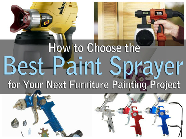 Best ideas about Best DIY Paint Sprayer . Save or Pin How to Choose the Best Paint Sprayer for Your Next Now.