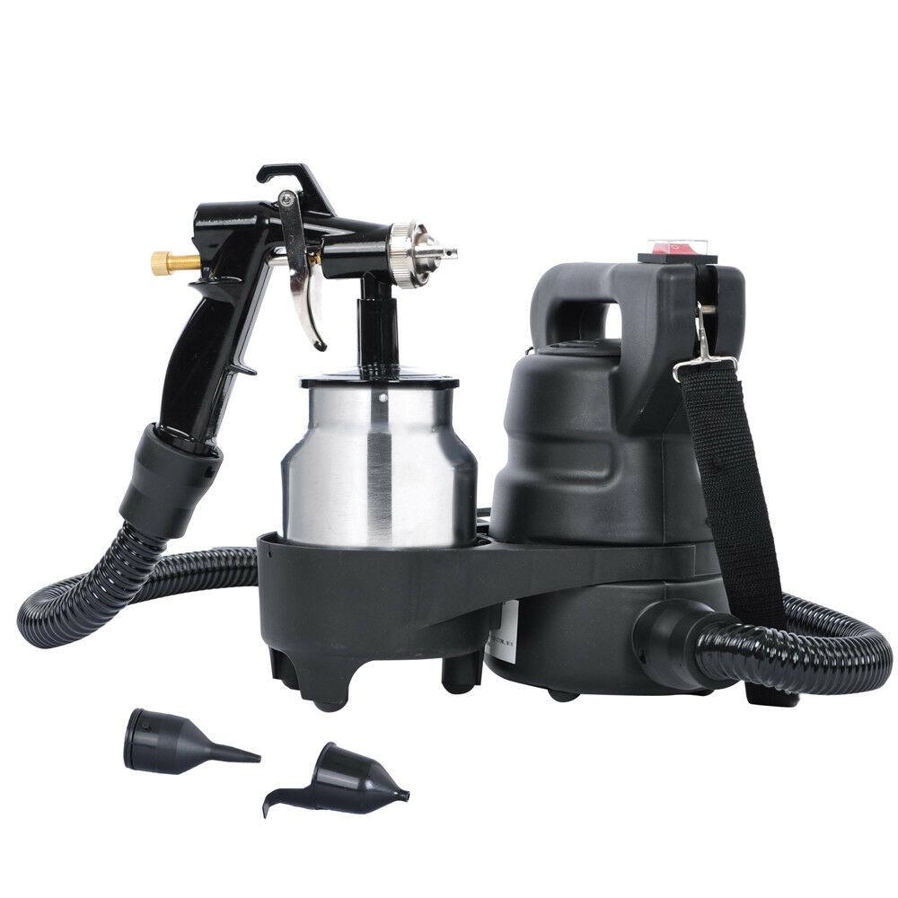 Best ideas about Best DIY Paint Sprayer . Save or Pin 1000ml Electric HVLP Air Spray Gun Kit 450W Paint Sprayer Now.