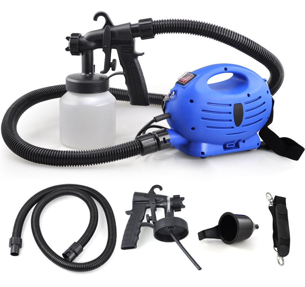 Best ideas about Best DIY Paint Sprayer . Save or Pin Electric Paint Sprayer Zoom Spray Gun Decorating Fence DIY Now.
