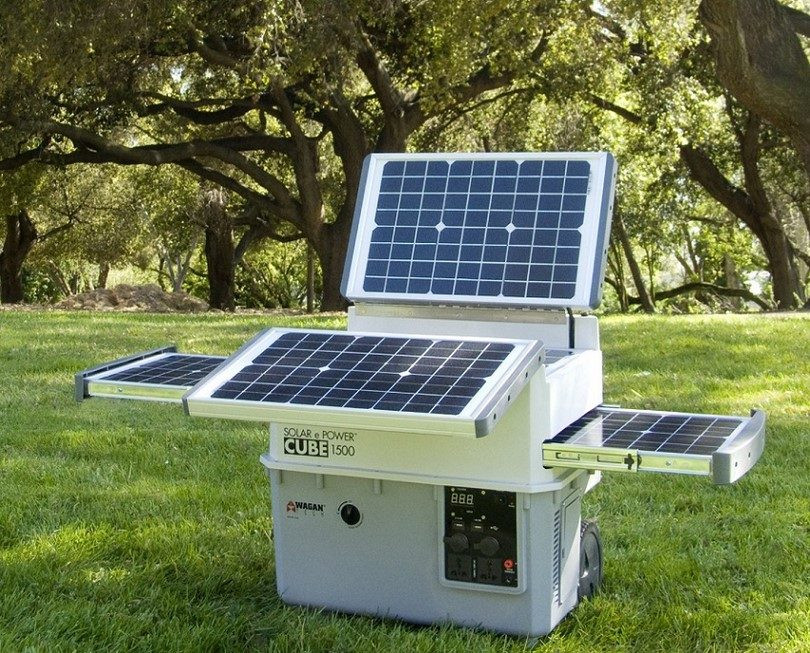 Best ideas about Best DIY Solar Generator . Save or Pin Best Portable Solar Generator the Market Choosing Best Now.