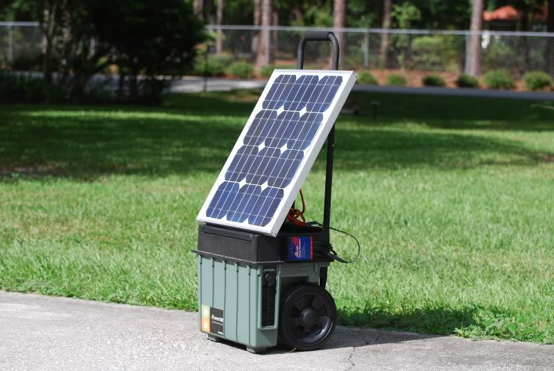 Best ideas about Best DIY Solar Generator . Save or Pin How to Build a DIY Portable Solar Generator with XPower Now.