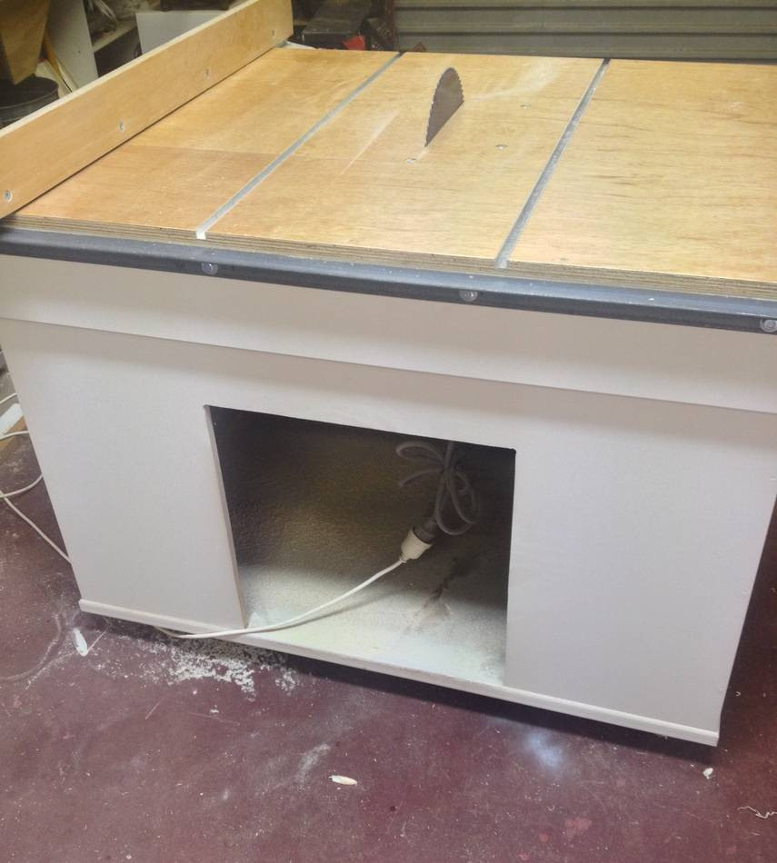 Best ideas about Best DIY Table Saw . Save or Pin Derek s home made table saw Now.