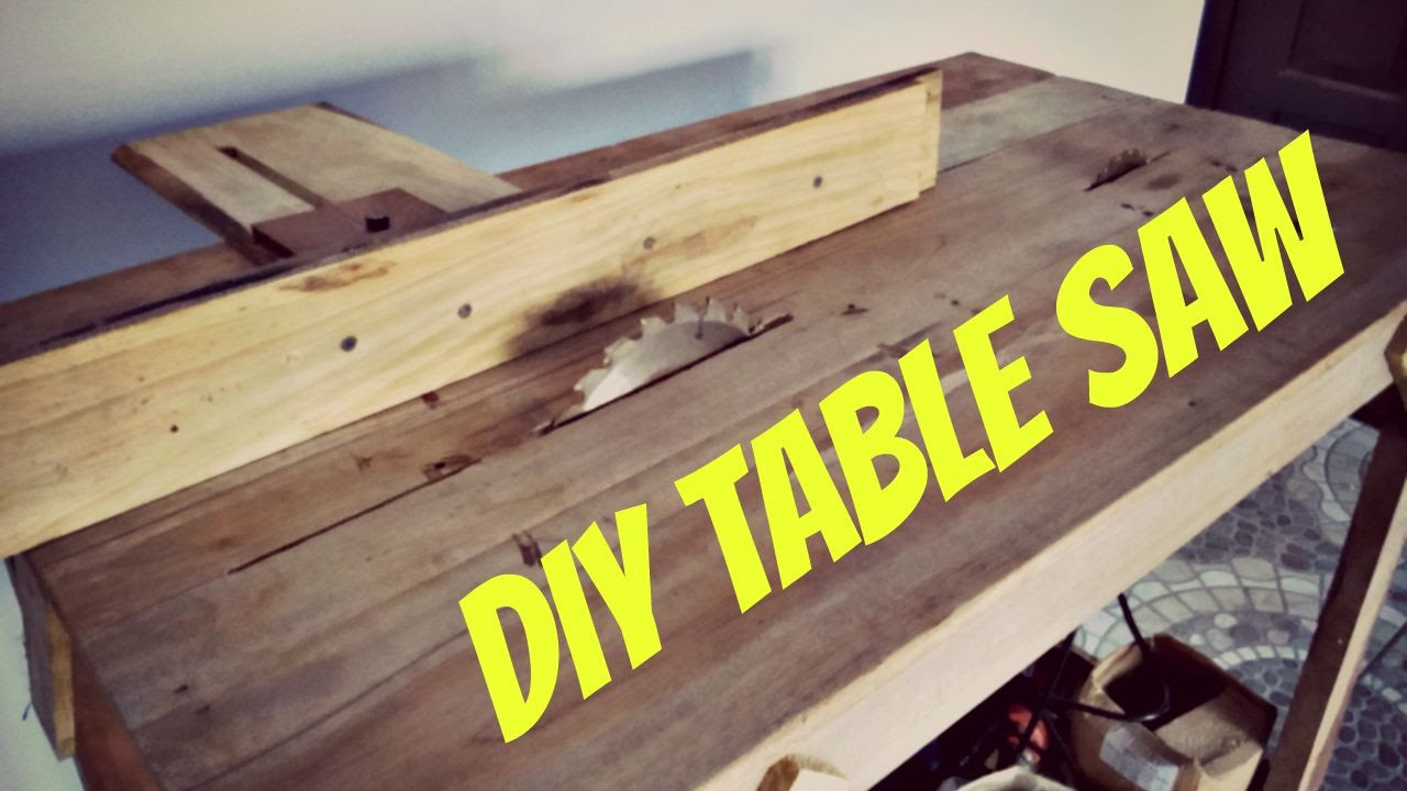 Best ideas about Best DIY Table Saw . Save or Pin DIY Simple Table Saw Now.