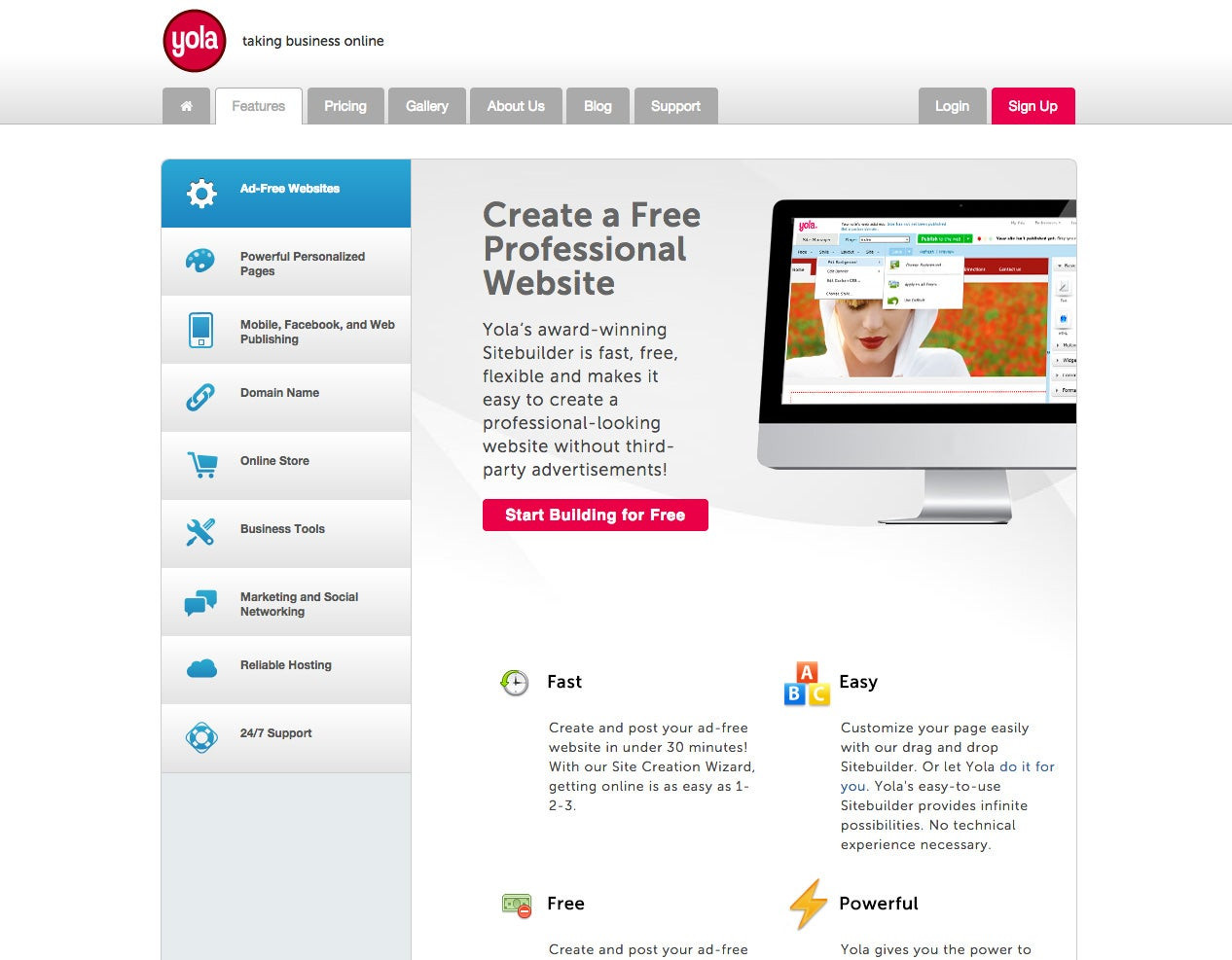 Best ideas about Best DIY Website Builder . Save or Pin 5 Easy Tools to Build a Website Now.