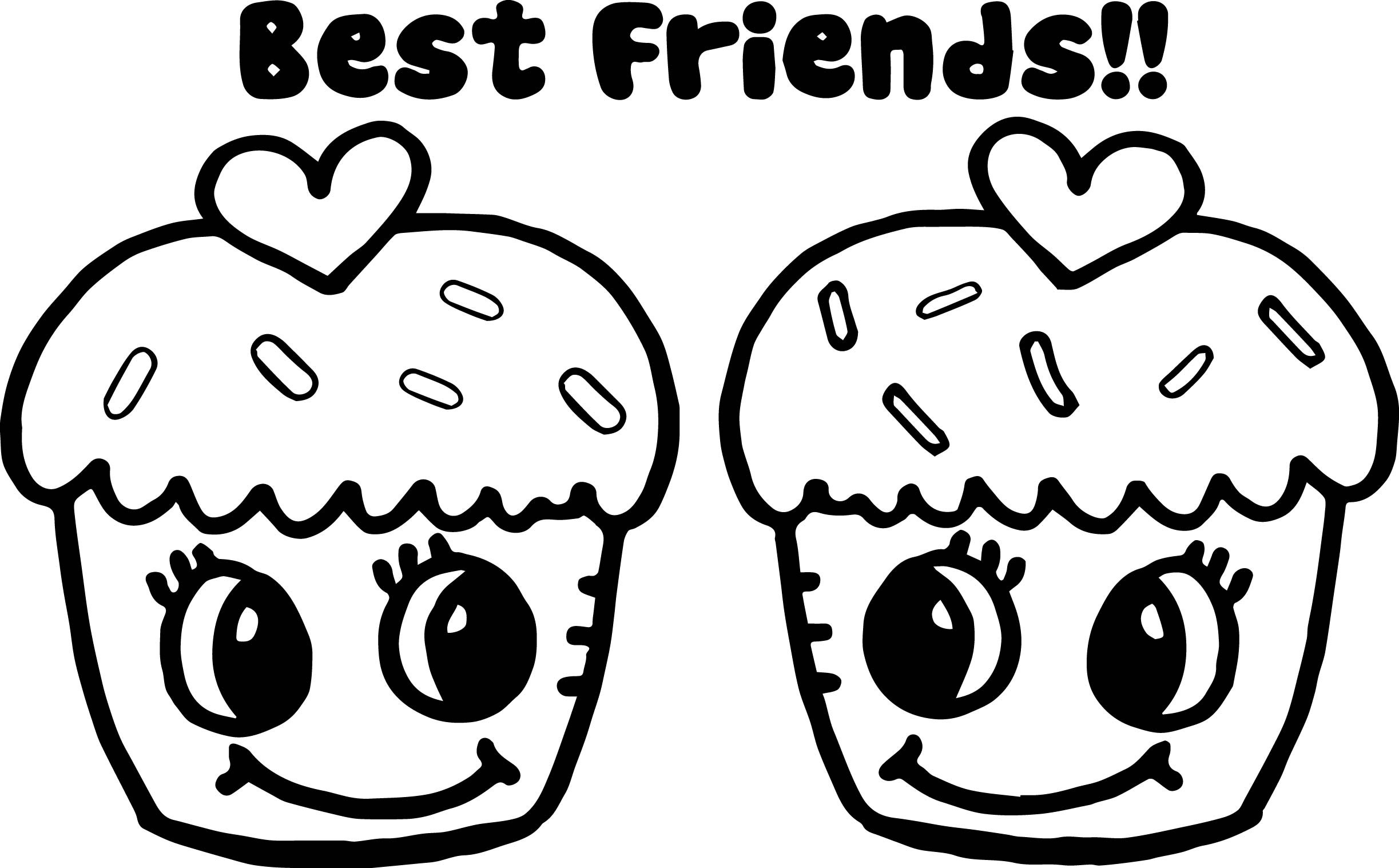 Best ideas about Best Friends Forever Coloring Pages For Girls . Save or Pin Best Friends Coloring Pages Best Coloring Pages For Kids Now.