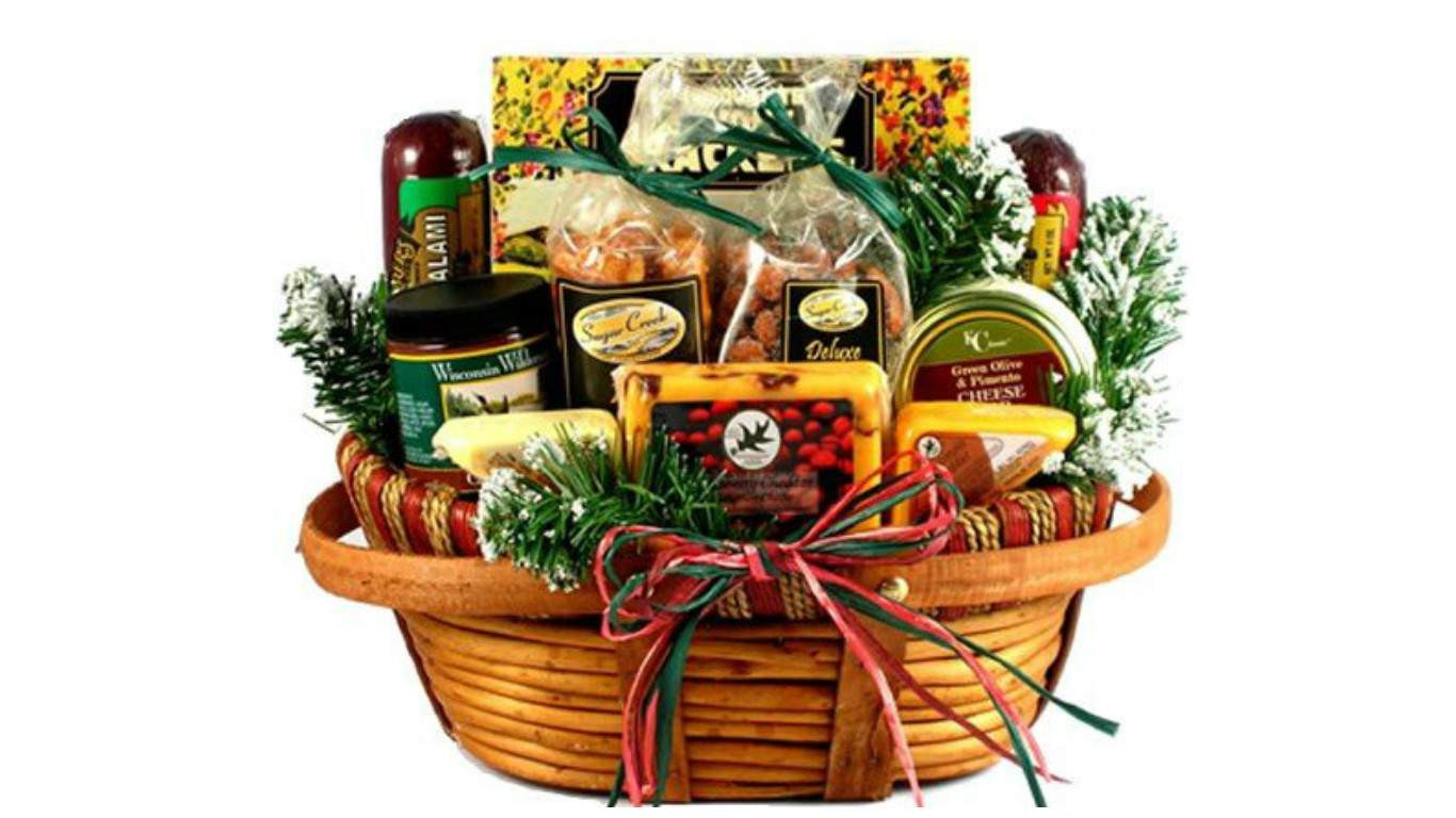 Best ideas about Best Gift Basket Ideas . Save or Pin Top 20 Best Cheese Gift Baskets Now.