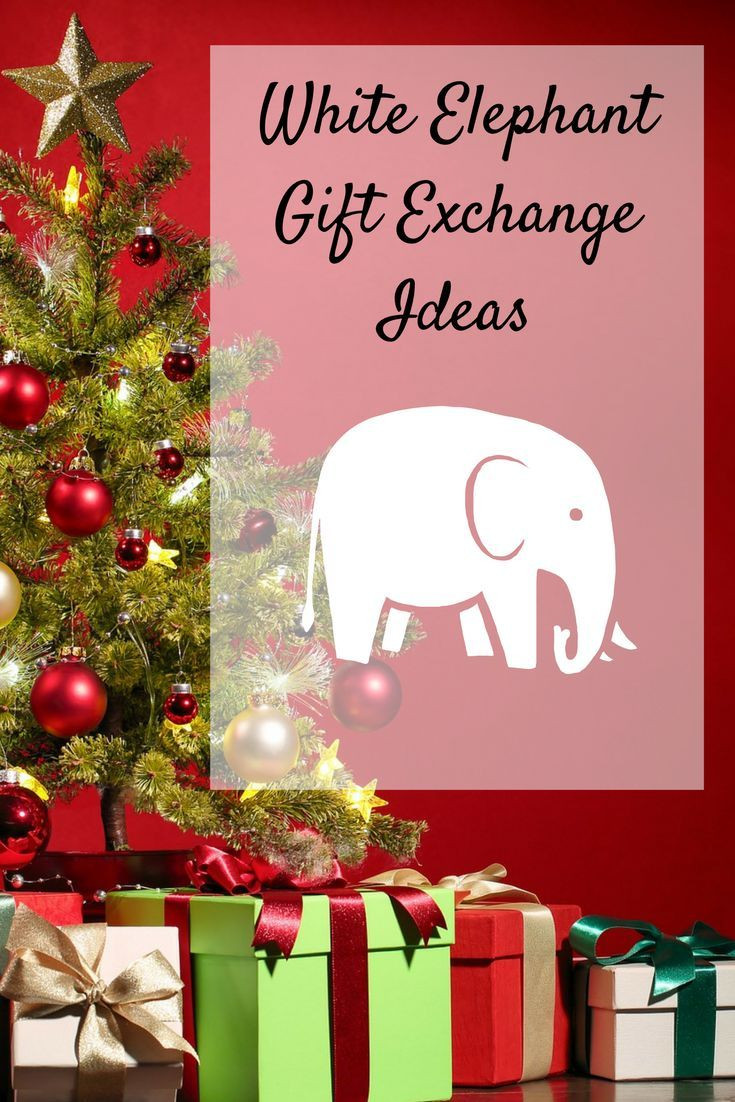 Best ideas about Best Gift Exchange Ideas . Save or Pin 25 unique Best white elephant ts ideas on Pinterest Now.
