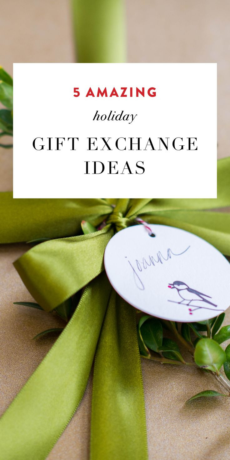 Best ideas about Best Gift Exchange Ideas . Save or Pin Best 25 Christmas exchange ideas ideas on Pinterest Now.