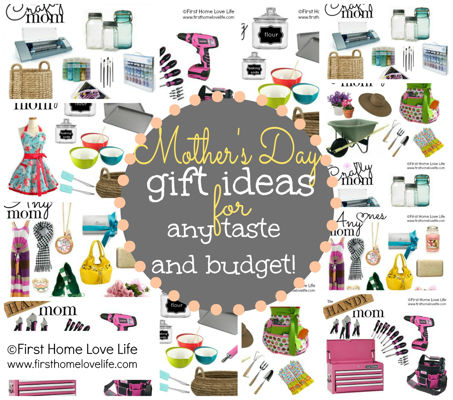 Best ideas about Best Gift Ideas For Mom . Save or Pin Mother s Day Gift Ideas First Home Love Life Now.