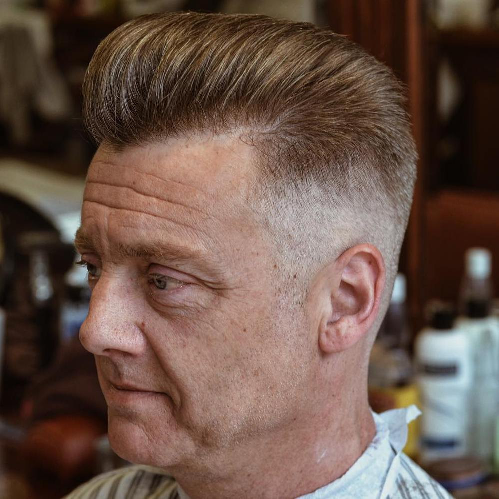 Best ideas about Best Haircuts For Thinning Hair Male . Save or Pin 50 Classy Haircuts and Hairstyles for Balding Men Now.