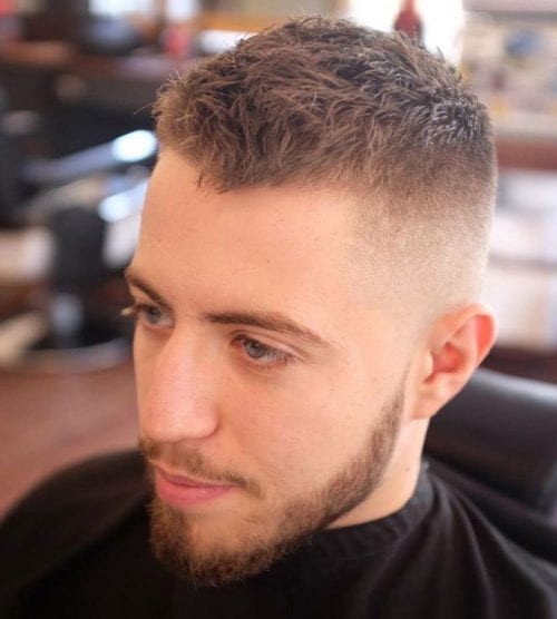 Best ideas about Best Haircuts For Thinning Hair Male . Save or Pin 15 Hairstyles for Men With Thin Hair Add More Volume Now.