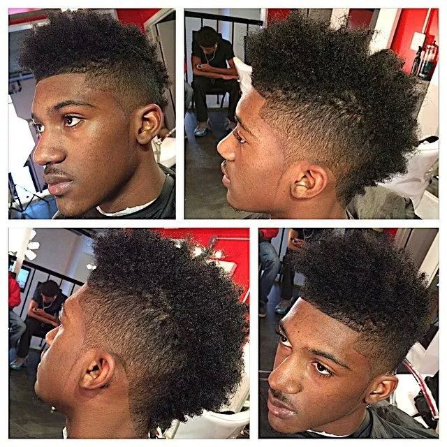 Best ideas about Best Mens Haircuts Atlanta . Save or Pin Pin by Jahkahn Baysmore Gulley on Black mixed boy men Now.