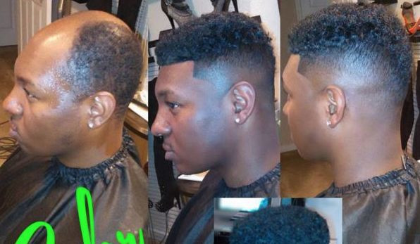 Best ideas about Best Mens Haircuts Atlanta . Save or Pin Stylists And Barbers Are Installing Man Weaves For Men Now.