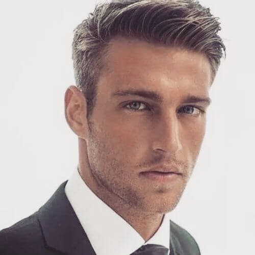 Best ideas about Best Mens Hairstyles For Thin Hair . Save or Pin 20 Confident and Interesting Hairstyles for Men with Thin Hair Now.