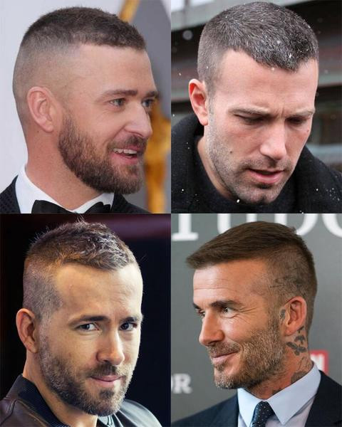 Best ideas about Best Mens Hairstyles For Thin Hair . Save or Pin The Best Haircuts For Men With Thinning Hair Receding Now.