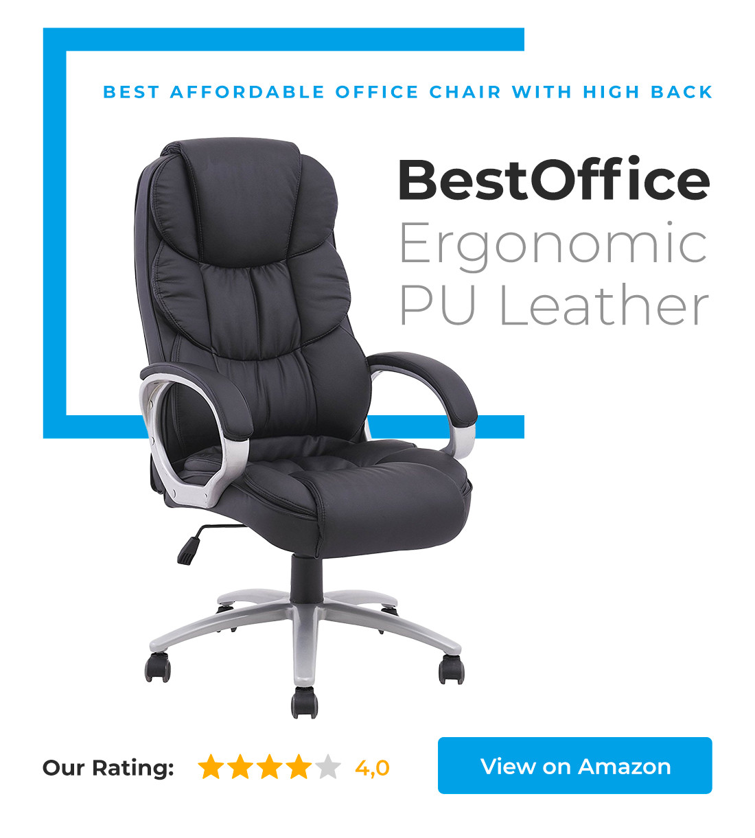 Best ideas about Best Office Chair Under 100 . Save or Pin 14 New & Best fice Chairs in 2018 Now.