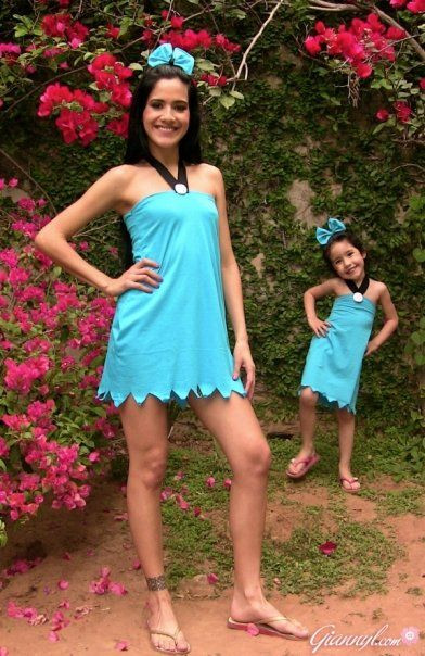 Best ideas about Betty Rubble Costume DIY . Save or Pin Betty Rubble Halloween Costume DIY from a t shirt Now.
