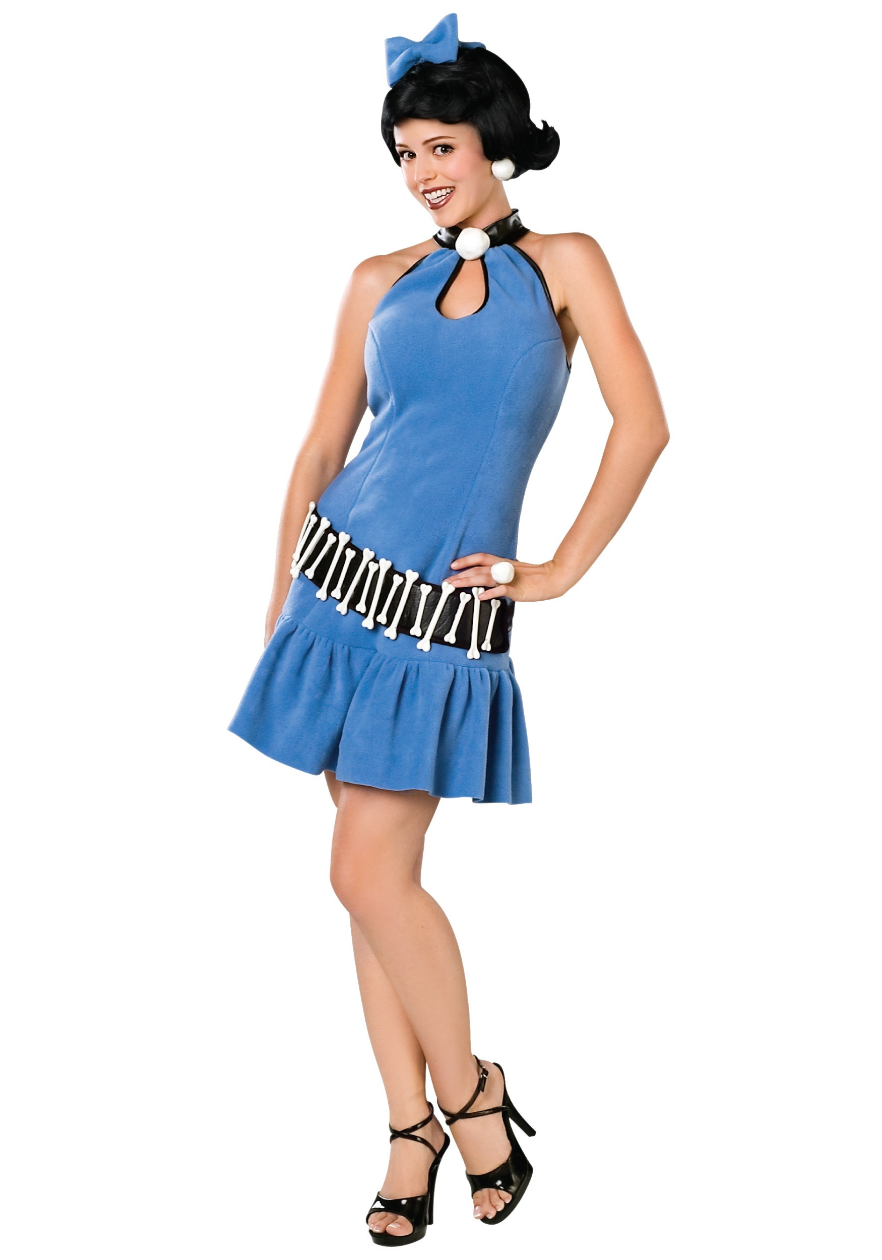 Best ideas about Betty Rubble Costume DIY . Save or Pin Adult Deluxe Betty Rubble Costume Betty Flintstones Costumes Now.