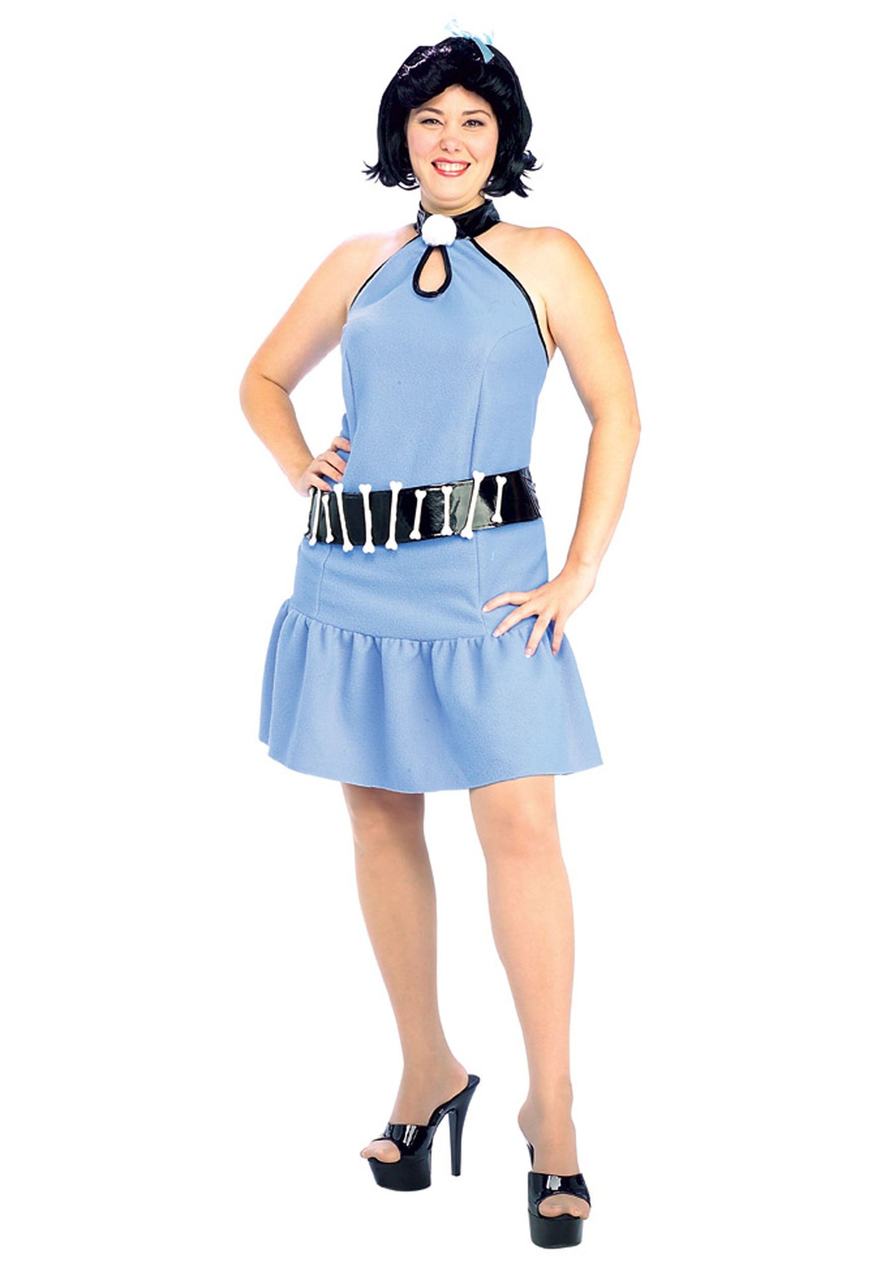 Best ideas about Betty Rubble Costume DIY . Save or Pin Plus Size Betty Rubble Costume Now.