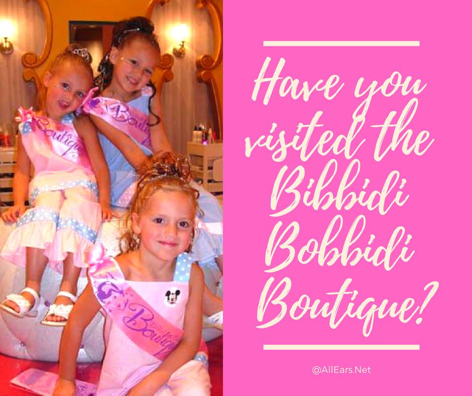 Best ideas about Bibbidi Bobbidi Boutique Hairstyles 2019 . Save or Pin Bibbidi Bobbidi Boutique Salon at Disney Springs Now.