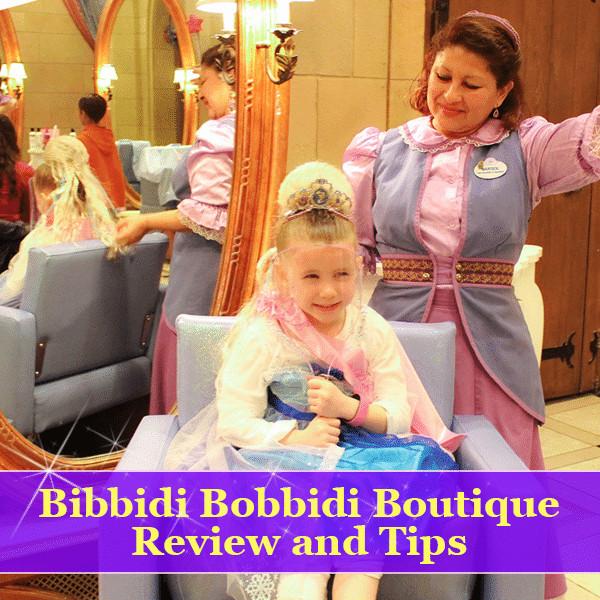 Best ideas about Bibbidi Bobbidi Boutique Hairstyles 2019 . Save or Pin Bibbidi Bobbidi Boutique review tips Now.