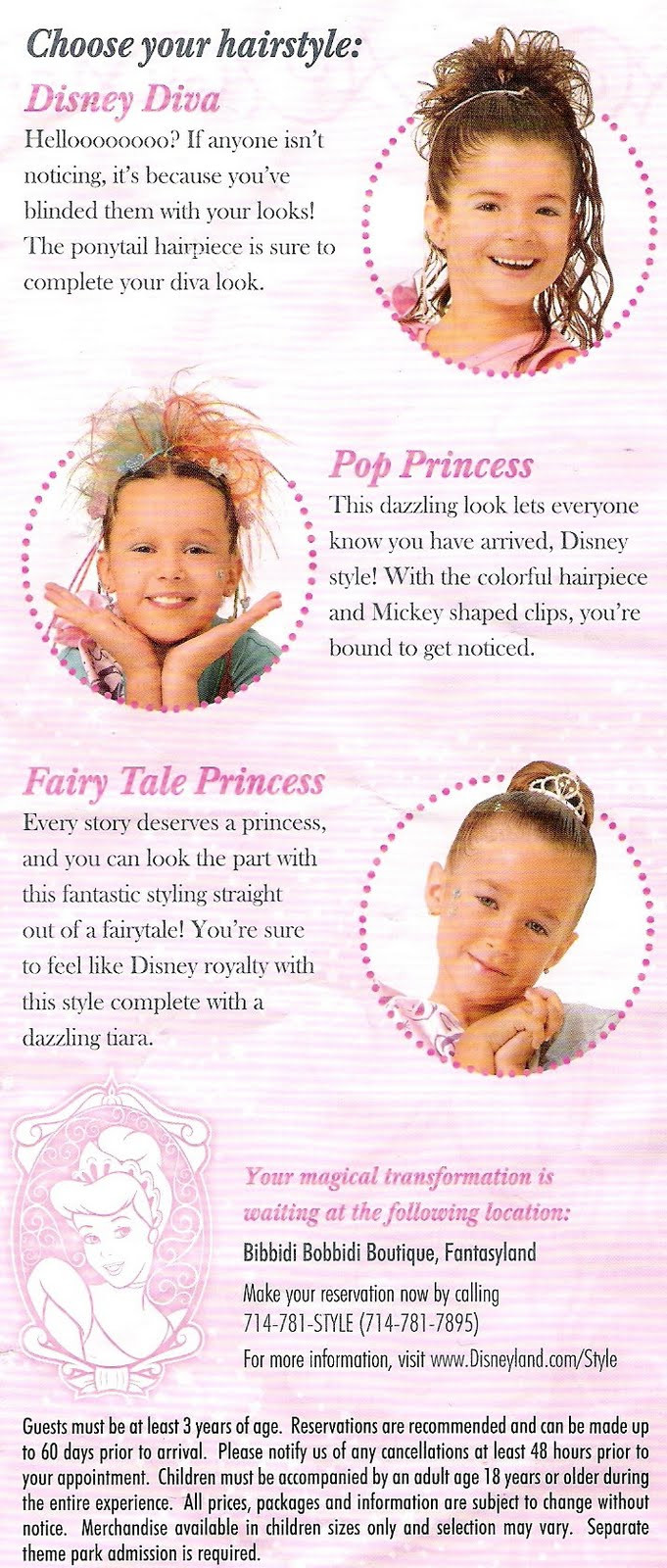 Best ideas about Bibbidi Bobbidi Boutique Hairstyles 2019 . Save or Pin word to your mother 15 lessons learned while disneyland Now.