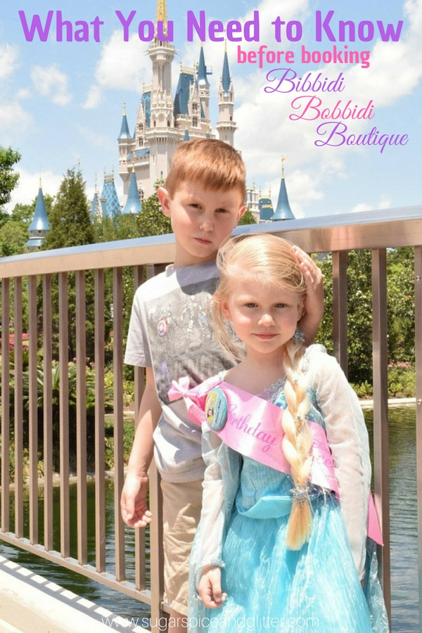Best ideas about Bibbidi Bobbidi Boutique Hairstyles 2019 . Save or Pin What You Need to Know Before Booking Bibbidi Bobbidi Now.