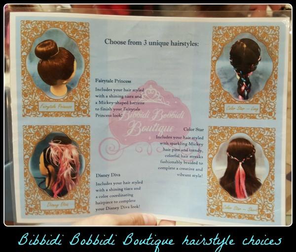 Best ideas about Bibbidi Bobbidi Boutique Hairstyles 2019 . Save or Pin Bibbidi Bobbidi Boutique Princess Makeover Now.