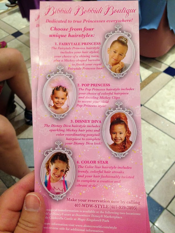 Best ideas about Bibbidi Bobbidi Boutique Hairstyles 2019 . Save or Pin Colorful Cheer A Disney College Program and Lifestyle Now.