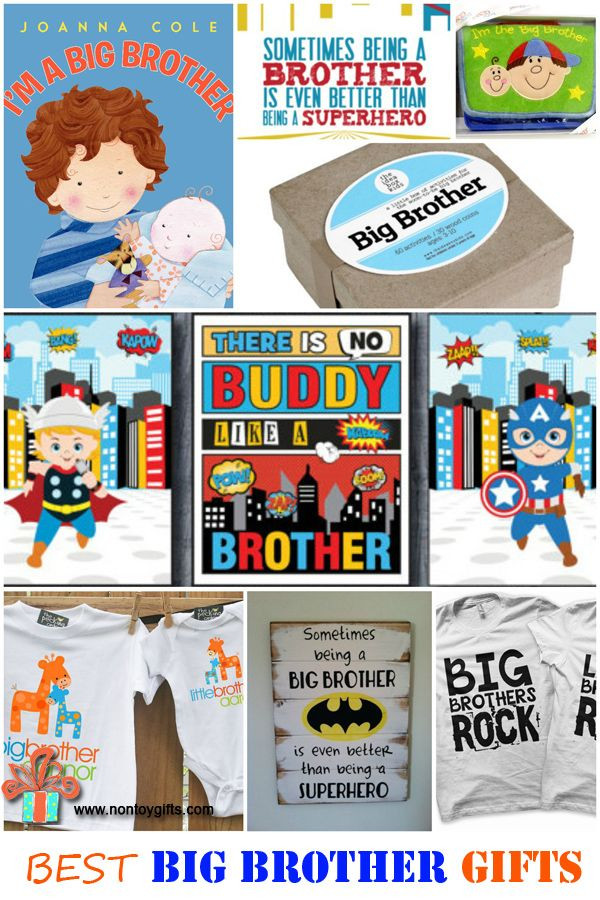 Best ideas about Big Brother Gift Ideas From New Baby . Save or Pin 12 Big Brother Gifts Best Big Brother Gift Ideas Non Now.