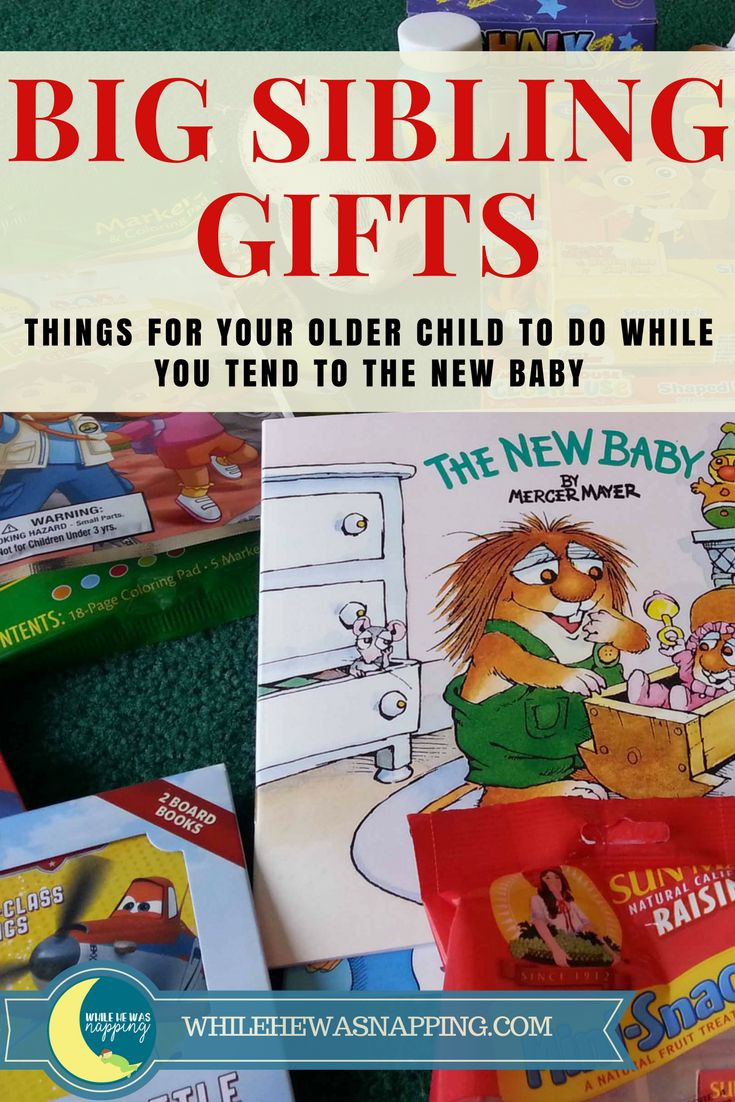 Best ideas about Big Brother Gift Ideas From New Baby . Save or Pin Best 20 Big Brother Gifts ideas on Pinterest Now.