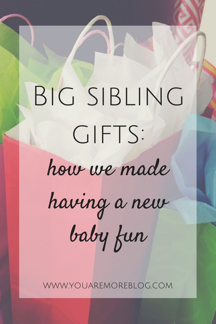 Best ideas about Big Brother Gift Ideas From New Baby . Save or Pin Best 25 Big sibling ts ideas on Pinterest Now.