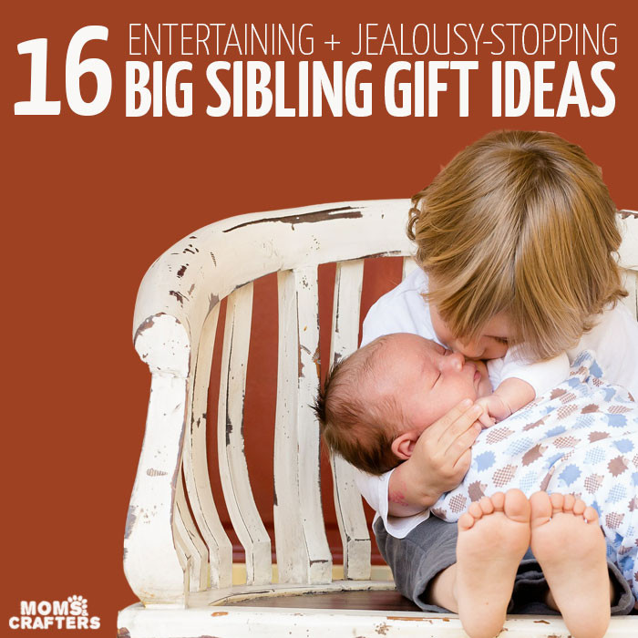 Best ideas about Big Brother Gift Ideas From New Baby . Save or Pin Big Sibling Gifts for when your new baby arrives Now.