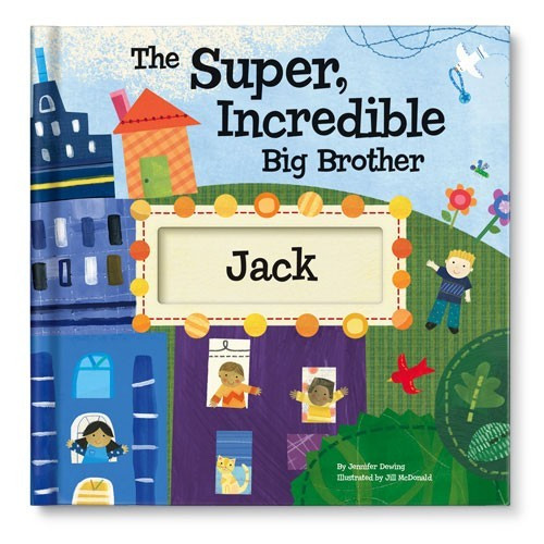 Best ideas about Big Brother Gift Ideas From New Baby . Save or Pin 5 Gift Ideas for the New Big Brother or New Big Sister Now.
