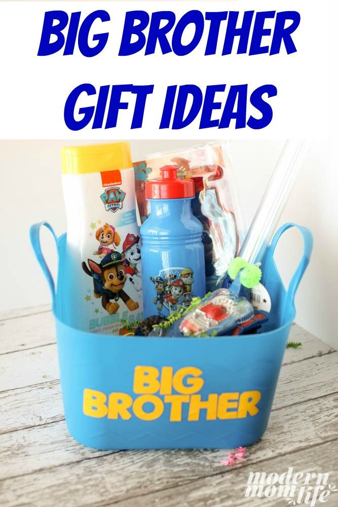 Best ideas about Big Brother Gift Ideas From New Baby . Save or Pin 25 best ideas about Big Brother Gifts on Pinterest Now.
