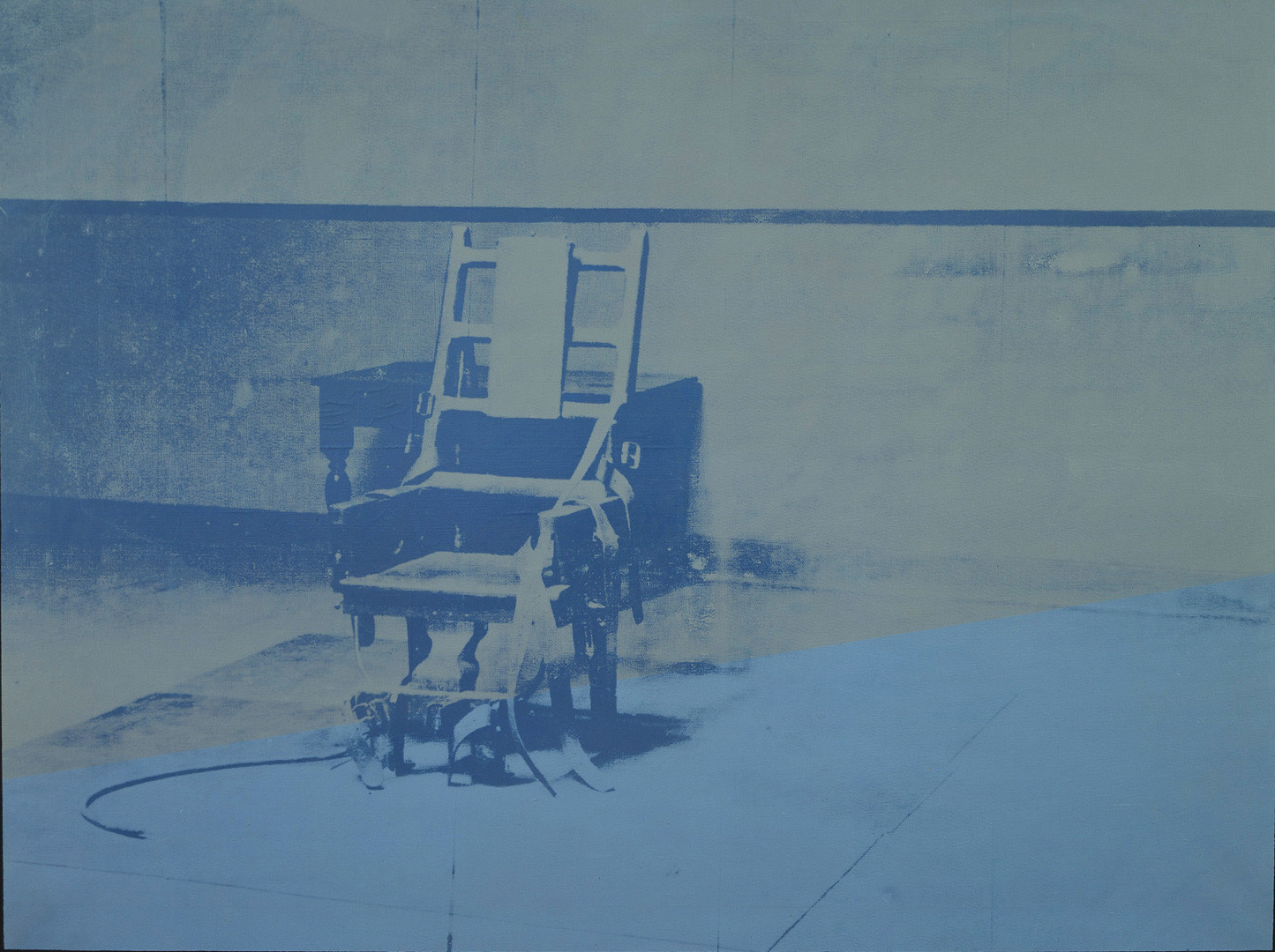 Best ideas about Big Electric Chair . Save or Pin Big Electric Chair Andy Warhol Now.