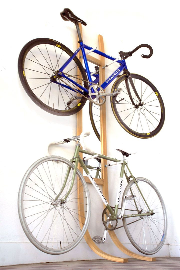 Best ideas about Bike Wall Mount DIY . Save or Pin 17 images about DIY bicycle wall mount on Pinterest Now.