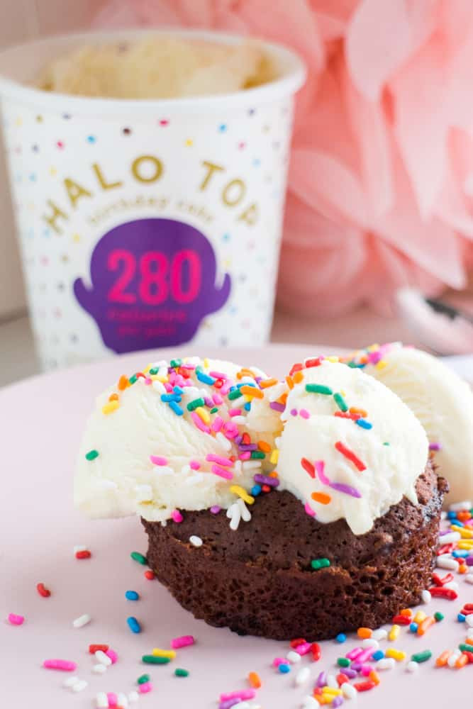 Best ideas about Birthday Cake Calories . Save or Pin 175 Calorie Birthday Cake Ice Cream Brownie Brooklyn Now.