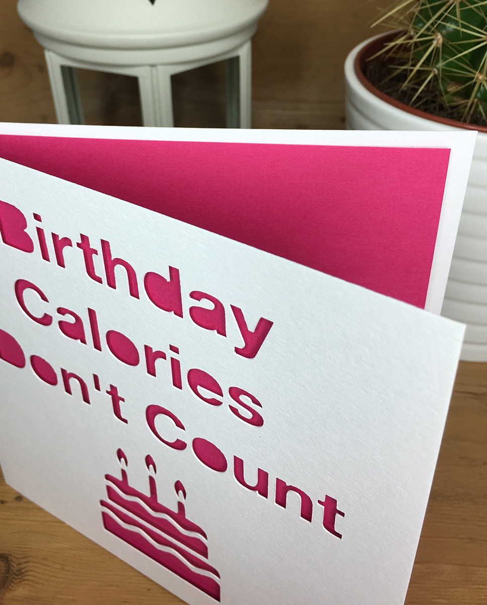 Best ideas about Birthday Cake Calories . Save or Pin Funny Birthday Card Cake Calories t happy birthday card Now.