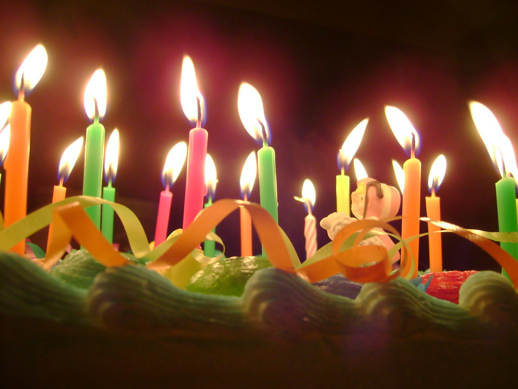 Best ideas about Birthday Cake Candles . Save or Pin BIRTHDAY CAKE WITH CANDLES Now.