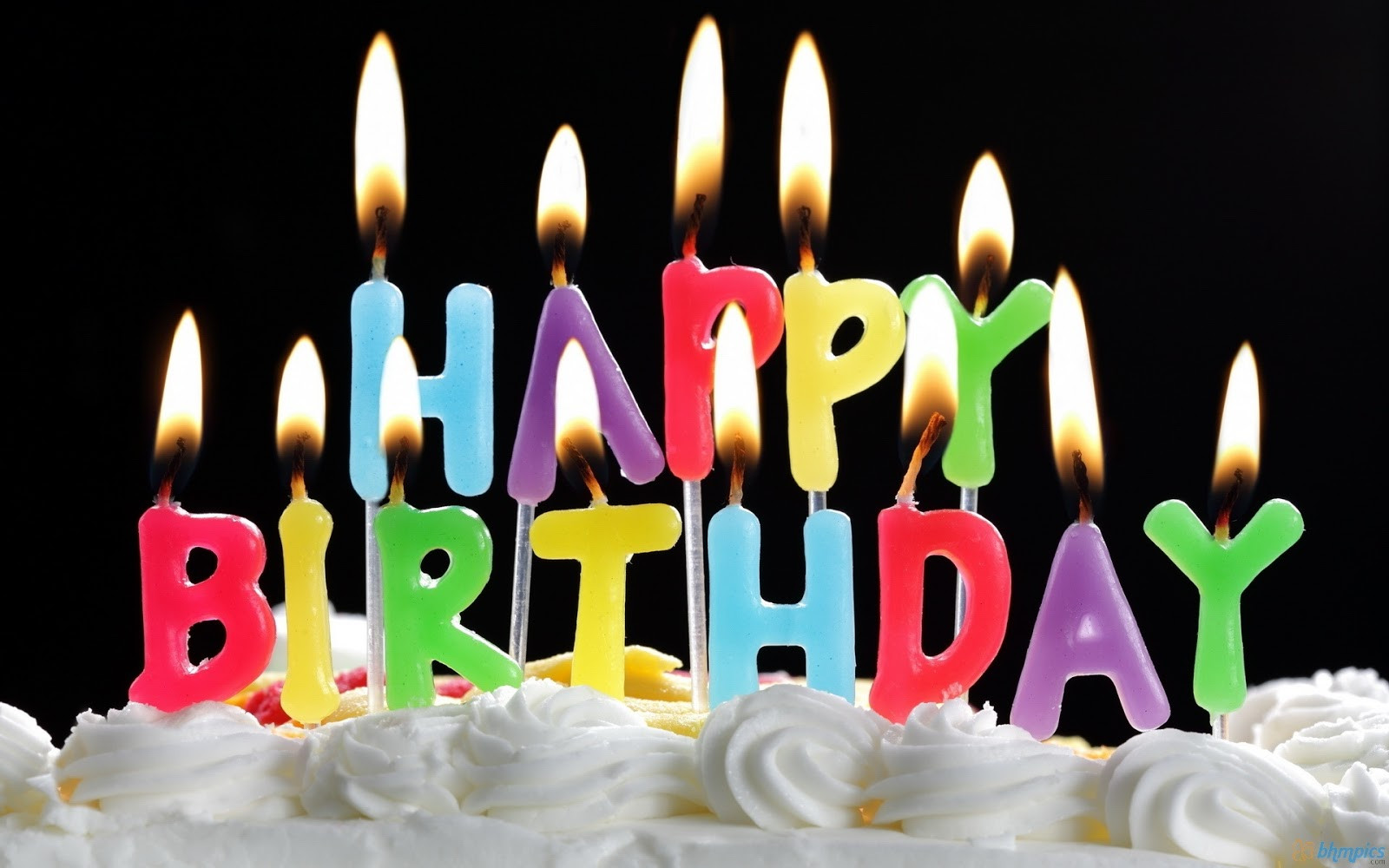 Best ideas about Birthday Cake Candles . Save or Pin Birthday Cakes With Candles Birthday Now.