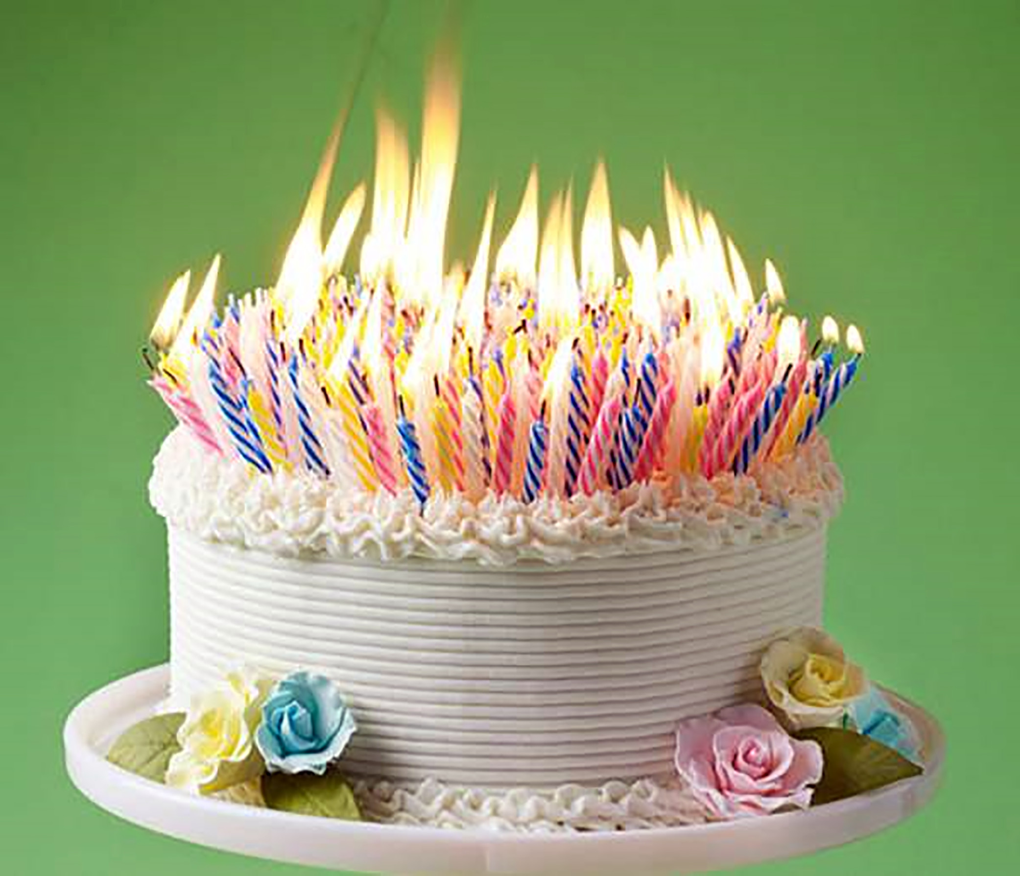 Best ideas about Birthday Cake Candles . Save or Pin My Birthday Cake Candles Almost Started a Forest Fire Now.