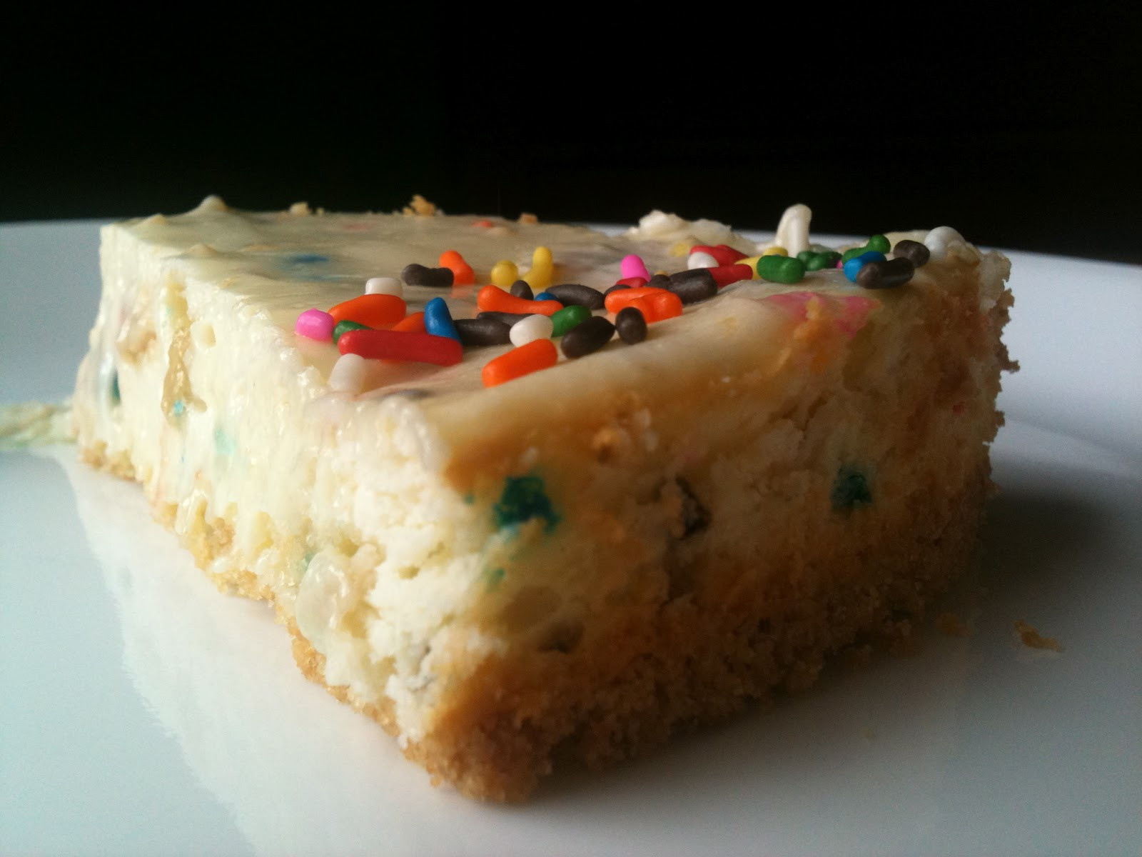 Best ideas about Birthday Cake Cheesecake . Save or Pin Birthday Cake Cheesecake Crackerjack23 Now.
