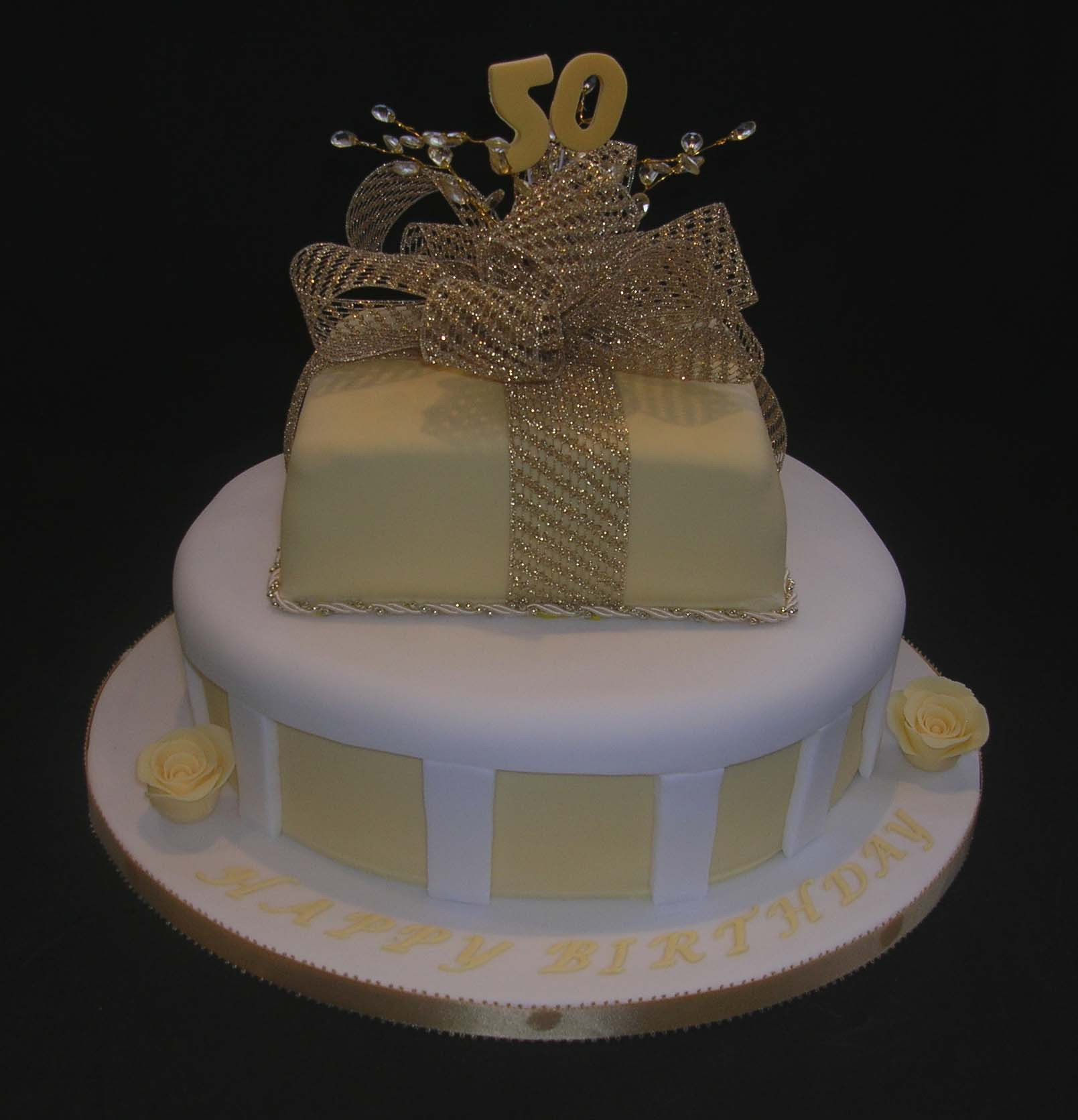 Best ideas about Birthday Cake Designs For Him . Save or Pin 50th birthday cake ideas Now.
