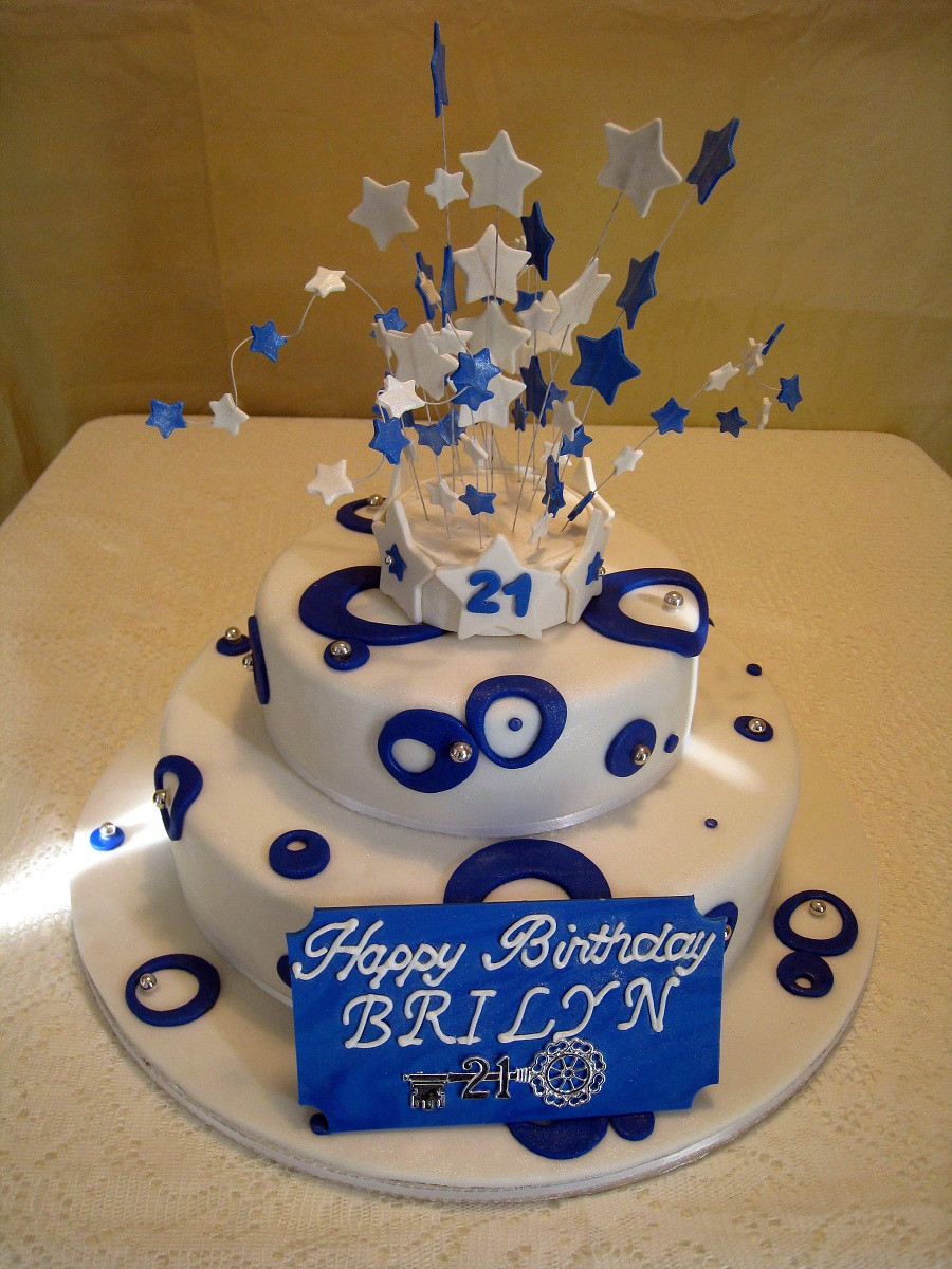 Best ideas about Birthday Cake Designs For Him . Save or Pin 21st Birthday Cakes – Decoration Ideas Now.