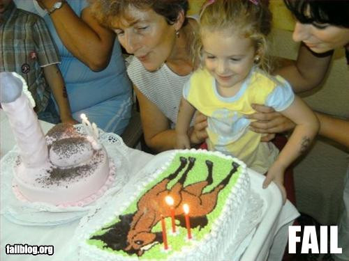 Best ideas about Birthday Cake Fails . Save or Pin 12 Spectacular Kids Birthday Cake FAILS Mommy Shorts Now.