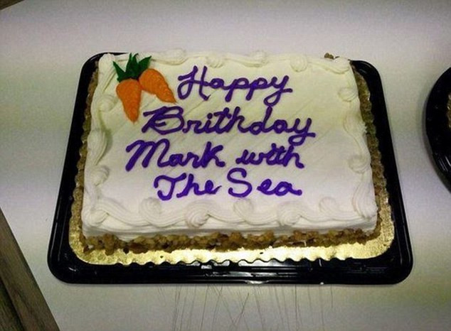 Best ideas about Birthday Cake Fails . Save or Pin Hilarious cake fails show a botched Little Mermaid and Now.